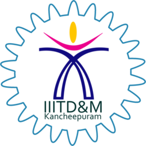 Indian Institute of Information Technology, Design and Manufacturing, Kancheepuram - Image: Indian Institute of Information Technology, Design and Manufacturing, Kancheepuram logo