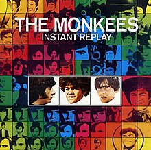 Monkees Christmas Party.Instant Replay The Monkees Album Wikipedia