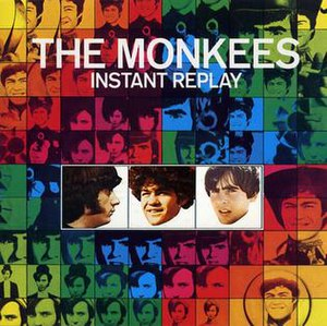 Instant Replay (The Monkees album) - Image: Instant Replay