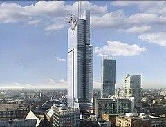 Intercontinental Tower Manchester Wikipedia