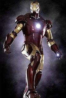Iron Mans armor (Marvel Cinematic Universe)