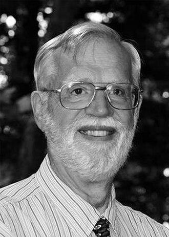 James L. Reveal - Botanist James L. Reveal, August 23, 2009