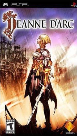 Jeanne d'Arc (video game) - Image: Jeanne d'Arc Coverart