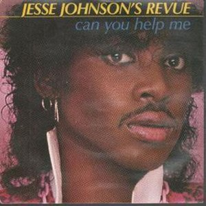 Can You Help Me - Image: Jesse Johnson Can You Help Me single cover