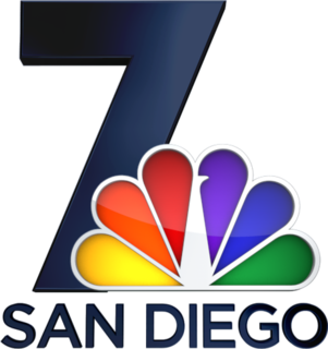 KNSD NBC TV station in San Diego