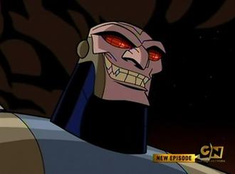 Kanjar Ro - Kanjar Ro as seen in Batman: The Brave and the Bold.