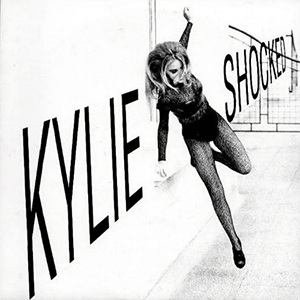 Shocked - Image: Kylie Minogue Shocked single cover