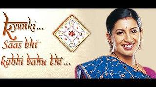<i>Kyunki Saas Bhi Kabhi Bahu Thi</i> Indian television series