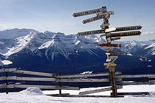 Lake Louise Ski Resort ski resort in Alberta, Canada
