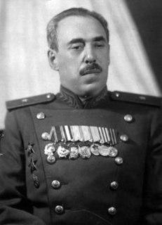Lazar Berenzon Soviet officer