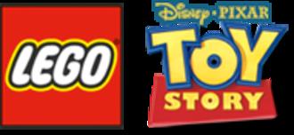 Lego Toy Story - Image: Lego Toy Story Logo