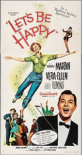 <i>Lets Be Happy</i> 1957 film by Henry Levin