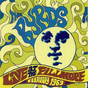 Live at the Fillmore – February 1969 - Image: Live Fillmore 1969Cover