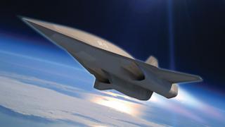 Lockheed Martin SR-72 hypersonic aircraft