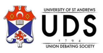 University of St Andrews Union Debating Society - Image: Logo of St. Andrews Union debating society