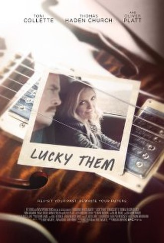 Lucky Them - Film poster