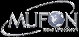 Mutual UFO Network - Image: MUFON logo