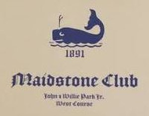 Maidstone Club - Image: Maidstone Club
