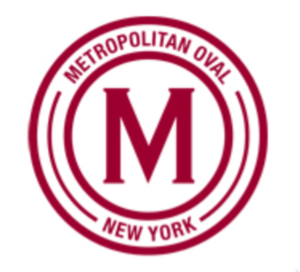 Metropolitan Oval - Logo