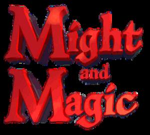 Might and Magic - Image: Might and Magic Logo