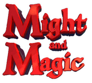 <i>Might and Magic</i> series of role-playing video games
