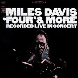 Four & More - Image: Miles Davis Four And More