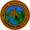 Official seal of Milford, Massachusetts
