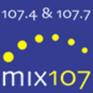 Mix 107 - Image: Mix 107 logo