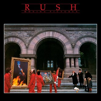 Moving Pictures (Rush album) - Image: Moving Pictures