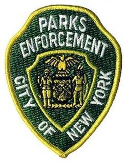 New York City Parks Enforcement Patrol
