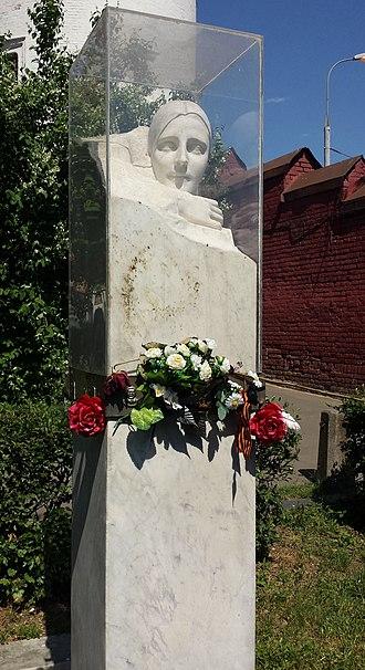Nadezhda Alliluyeva - Novodevichy Cemetery
