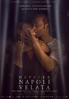 <i>Naples in Veils</i> 2017 film by Ferzan Özpetek