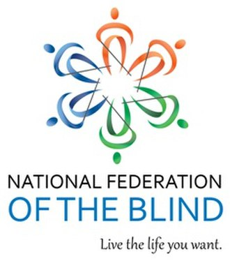 National Federation of the Blind - Image: National Federation of the Blind logo