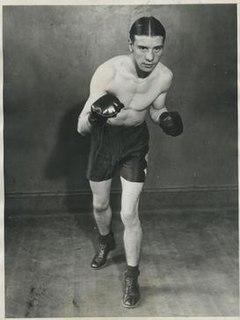 Nel Tarleton British boxer