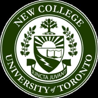New College, Toronto - Image: New College, Toronto logo
