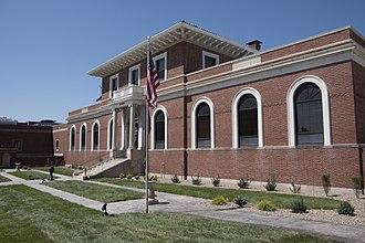 News-Press & Gazette Company - News-Press headquarters in St. Joseph