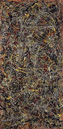 jackson pollock expressionism