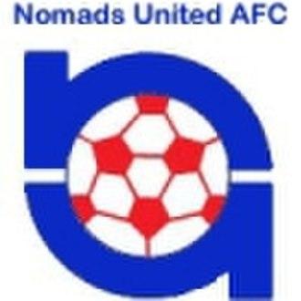 Nomads United - Image: Nomads United Logo
