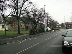Normanton, West Yorkshire - All Saints' Parish Church rooms in 2008
