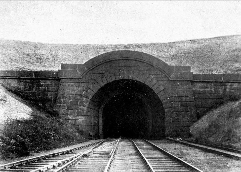 North entrance of Shildon Tunnel (en)