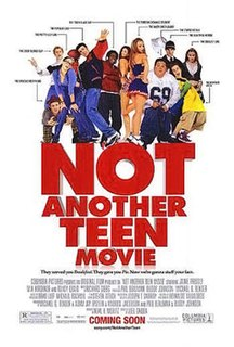 <i>Not Another Teen Movie</i> 2001 film by Joel Gallen