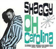 Shaggy - Oh Carolina (studio acapella)