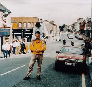 Omagh bombing - Image: Omagh imminent