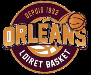 Orléans Loiret Basket - Image: Orléans Loiret logo 2014