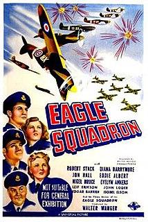 <i>Eagle Squadron</i> (film) 1942 film by Arthur Lubin