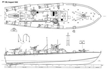 Patrol torpedo boat PT-109 - Wikipedia