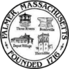 Official seal of Palmer, Massachusetts