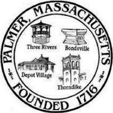 Official seal of Palmer, Massachusetts