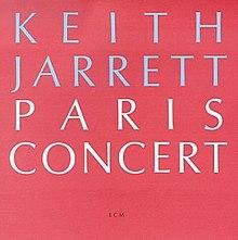 Paris Concert Keith Jarrett Album Wikipedia