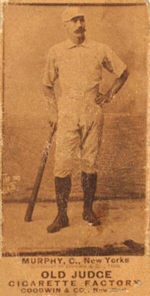 Pat Murphy (baseball) - Image: Pat Murphy (baseball)